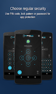 myDeviceLock Biometric AppLock- screenshot thumbnail