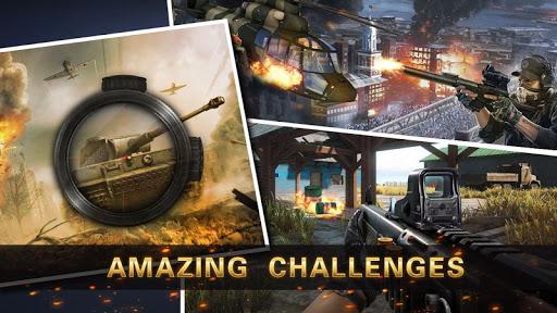 Sniper 3D Strike Assassin Ops - Gun Shooter Game 2.4.3 screenshots 8