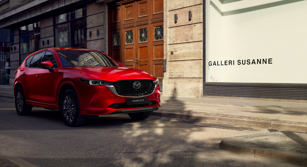 Facelifted 2022 Mazda CX-5 is headed for Mzansi