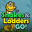 Snakes and Ladders Go! (Free) icon