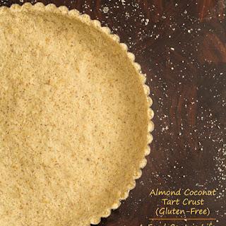 Almond Coconut Tart Crust.