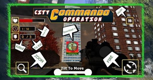 City Commando - Ads Free