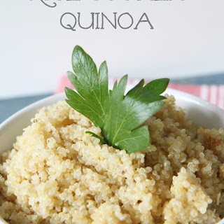How to Make Quinoa in the Rice Cooker