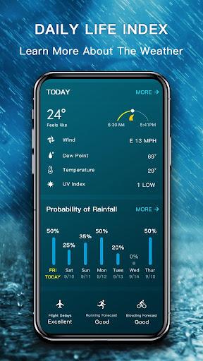 Weather screenshot 7