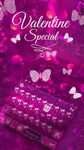 ValentineSpecial KeyboardTheme