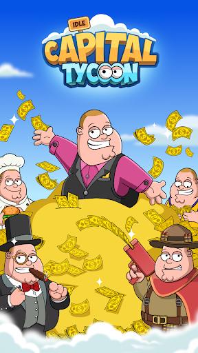 Idle Capital Tycoon - Money Game 1.7.0 screenshots 1