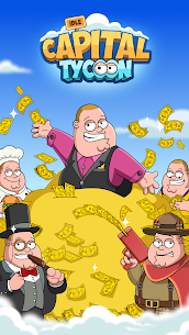 Idle Capital Tycoon – Money Game Apk Download For Android and Iphone 1