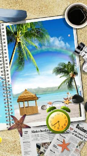 Cool Summer Live Wallpaper