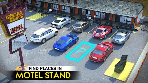 Real Car Parking Pro u2013 New Car Parking Games 2020 android2mod screenshots 1