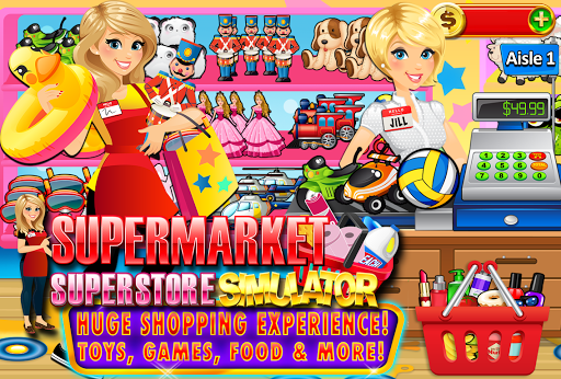 Supermarket Grocery Superstore  {cheat|hack|gameplay|apk mod|resources generator} 4