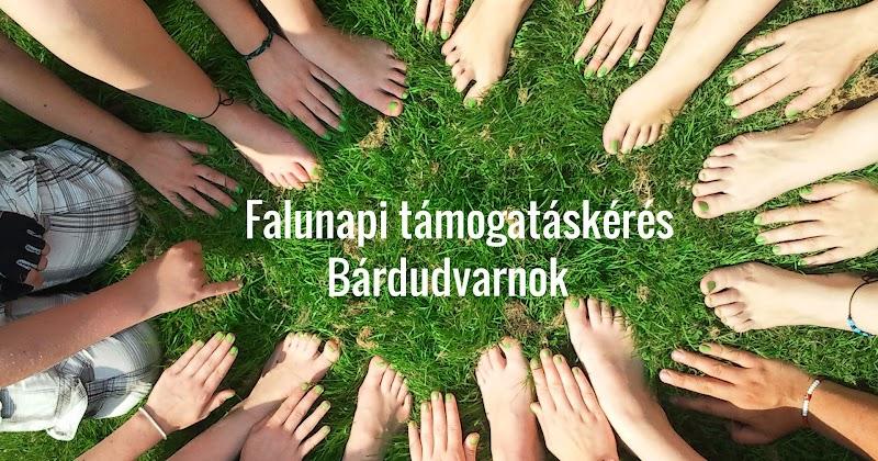 Falunapi támogatáskérés 2018