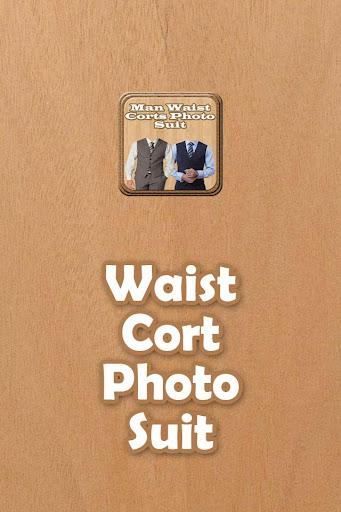 Man Waistcoat Photo Suit
