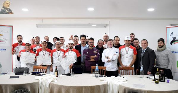2019-01-30 Esami Scuola Pizzaioli Professional a Palermo