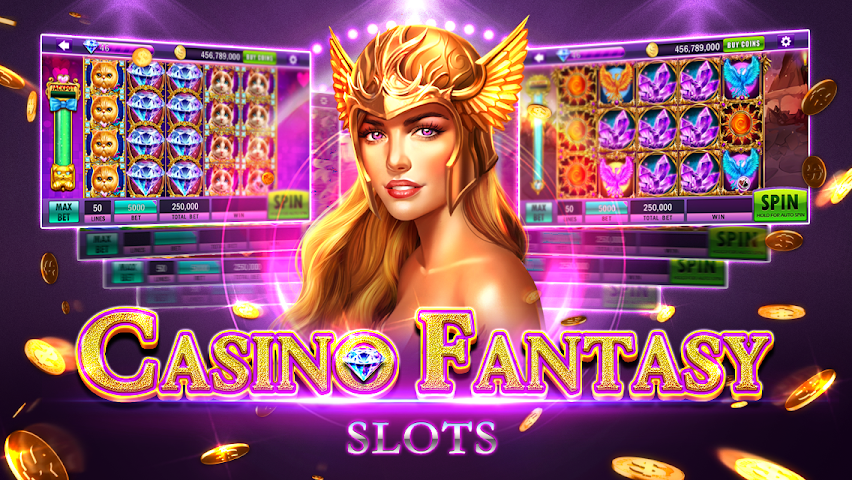 android Slots 777 - Casino Fantasy Screenshot 8