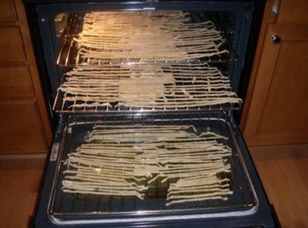 Directions for pasta: Mix flour and salt. Add eggs and beat well. Stir in just...