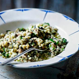 Pearled Barley And Spinach Recipes