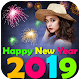 2019 New Year photo frame, Greetings & Gifs Apk