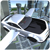 Flying Sports Car Simulator Android APK Download Free By Game Pickle