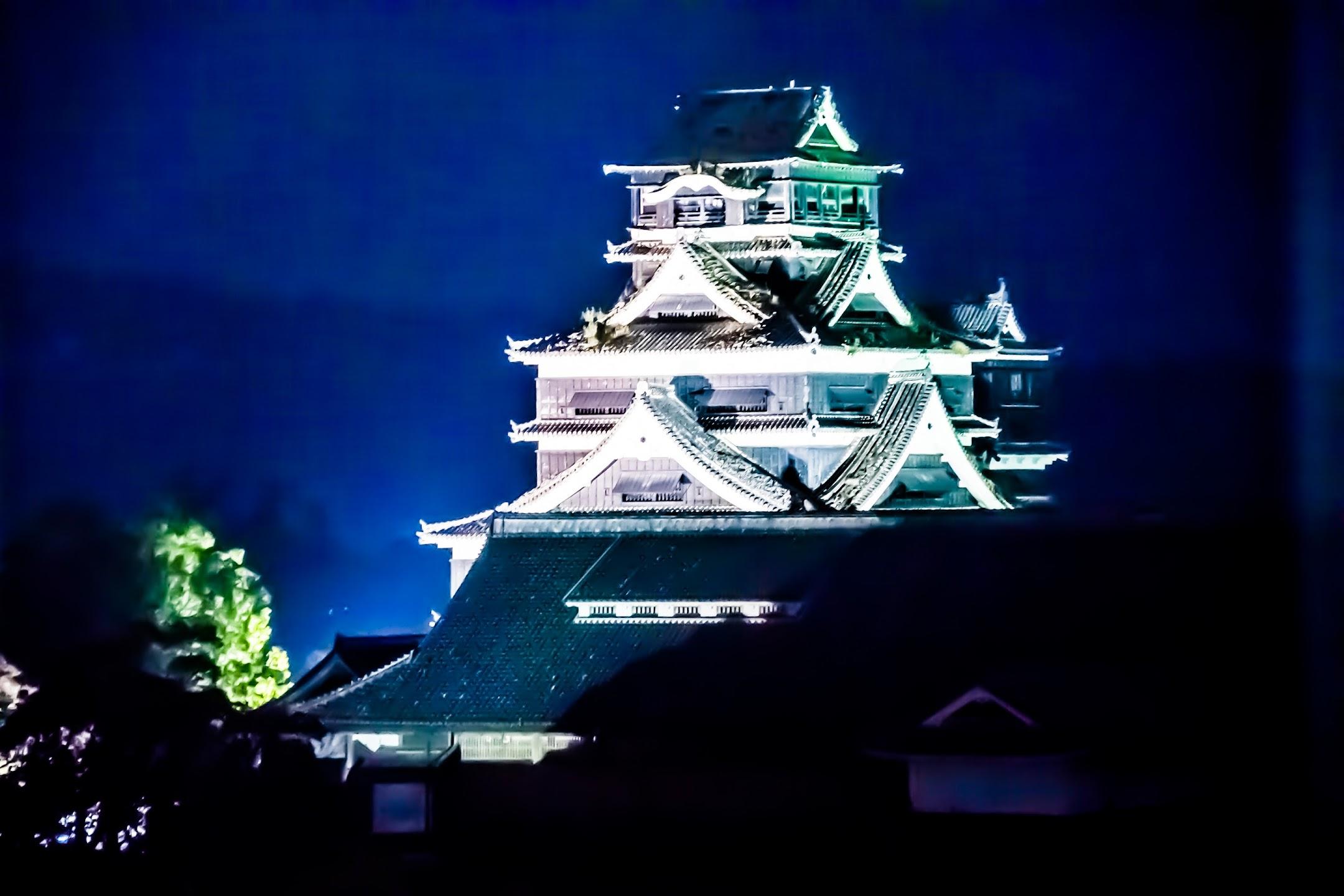 Kumamoto City Hall observation lobby
