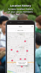 Family Locator by Fameelee APK screenshot thumbnail 3