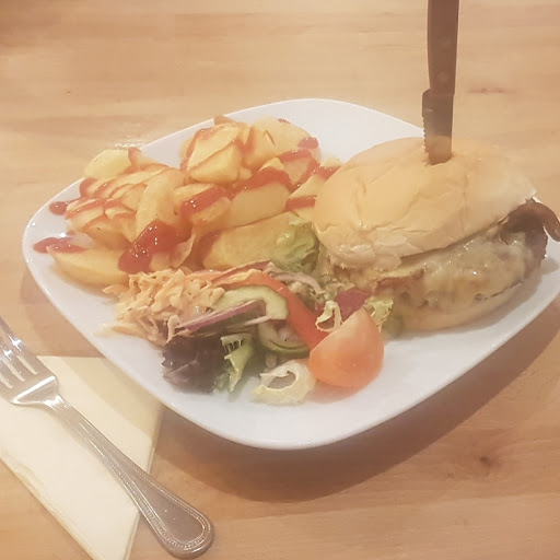 6oz New York Burger