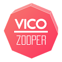 Vico - Zooper Widget Skin