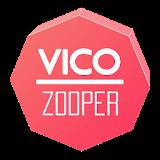 Vico - Zooper Widget Skin App-Download APK (com shelton