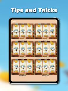 Links und Belohnungen für Coin Master Spins Screenshot