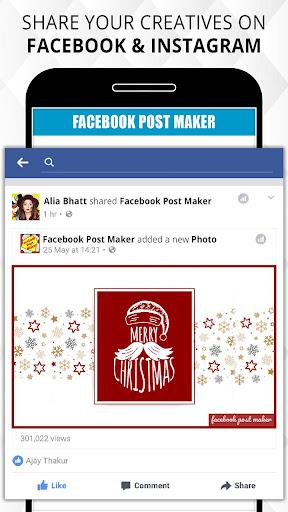Post Maker for Social Media 1.2 Apk for Android 21