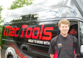 Mark Willgoose - Mac Tools Chesterfield