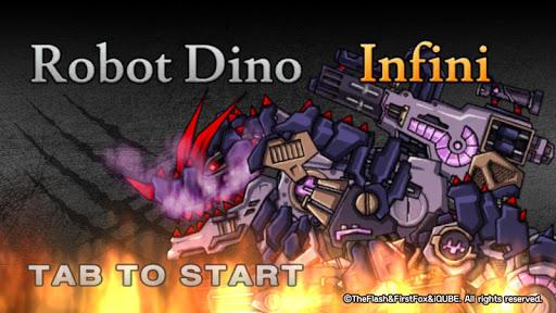Robot Dino Infini  captures d'écran 1