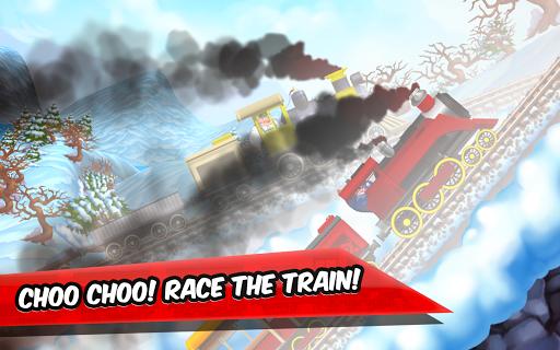 Fun Kids Train Racing Games  screenshots 5