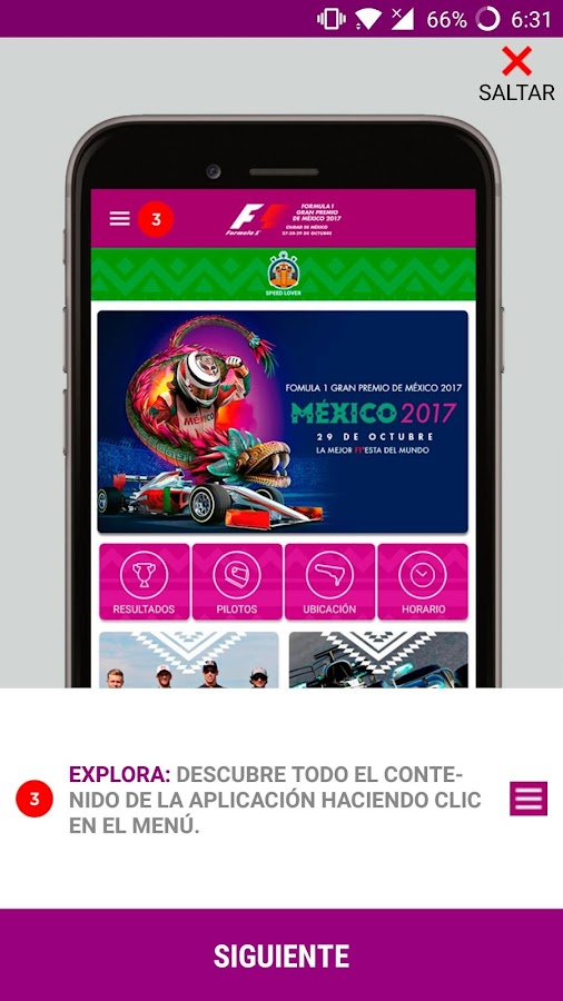 Mexico GP- screenshot