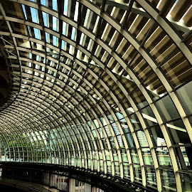 Architecture by Janette Ho - Abstract Patterns