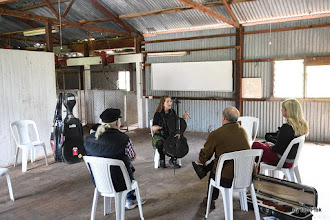 Photo: Intro to improv workshop by Rachel