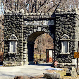 Stony Point Battle Field by Janet Smothers - City,  Street & Park  Historic Districts