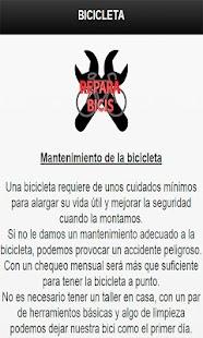 Reparar Bicicleta - náhled