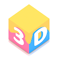 Color a Story: 3D Coloring icon