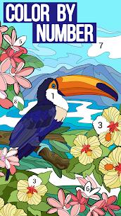 Descargar Happy Color™ – Color by Number para PC ✔️ (Windows 10/8/7 o Mac) 1