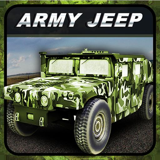 至尊四轮驱动军用吉普车3D 模擬 App LOGO-APP試玩