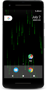 Hacker Matrix Live Wallpaper Apk Latest Version Download For Android 3