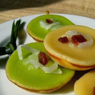 Lumpur Cake ( Kue Lumpur ) indonesian recipes