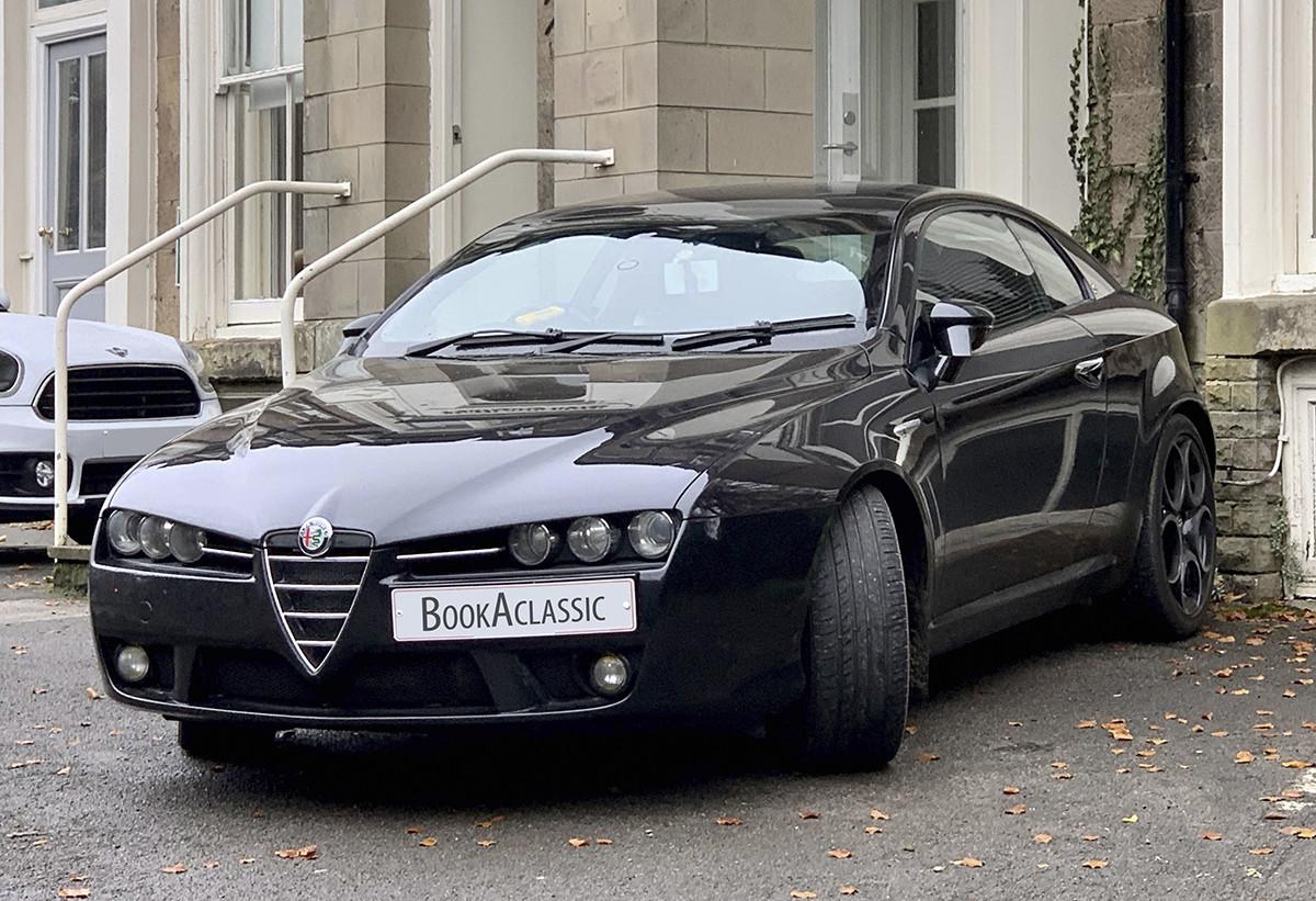 Alfa Romeo Brera 2.2 Jts Speziale Hire Stourbridge