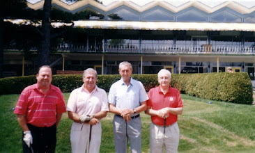 Photo: Noel Kirby, Paul Fortier, Don McKeen, George Carscallen - 125 years of HVAC experience
