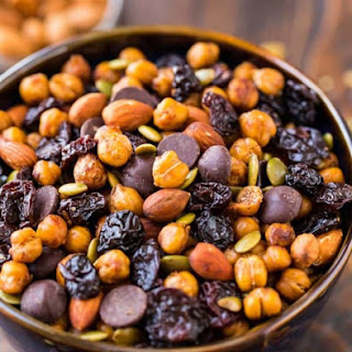 Roasted Chickpea Snack Mix Recipe