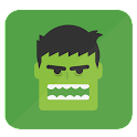 Hulk Augmented Reality icon