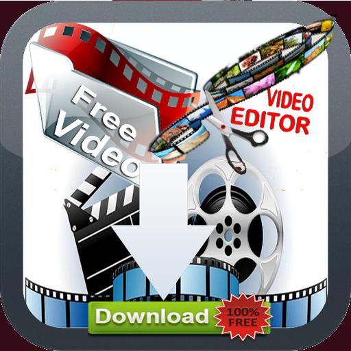 快速下載視頻和編輯器 媒體與影片 App LOGO-硬是要APP