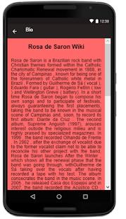 Rosa de Saron Songs+Lyrics - náhled
