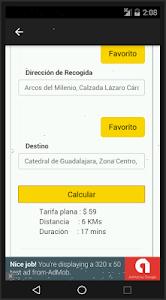 PideTaxiGDL screenshot 2