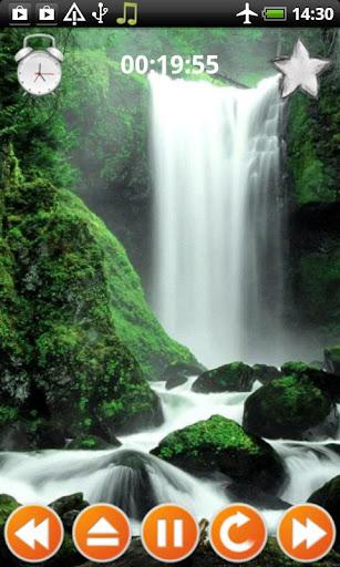 Waterfall Sounds Nature Sounds screenshots 2